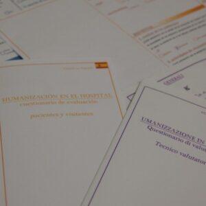 Humanization questionnaires