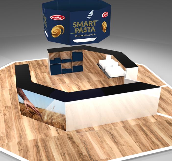 FoodMade4U: Challenging 3D food printing