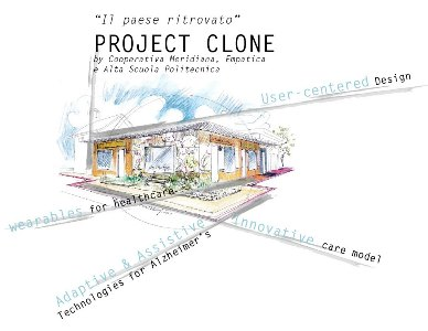 CLONE: Clone your home in a safe place