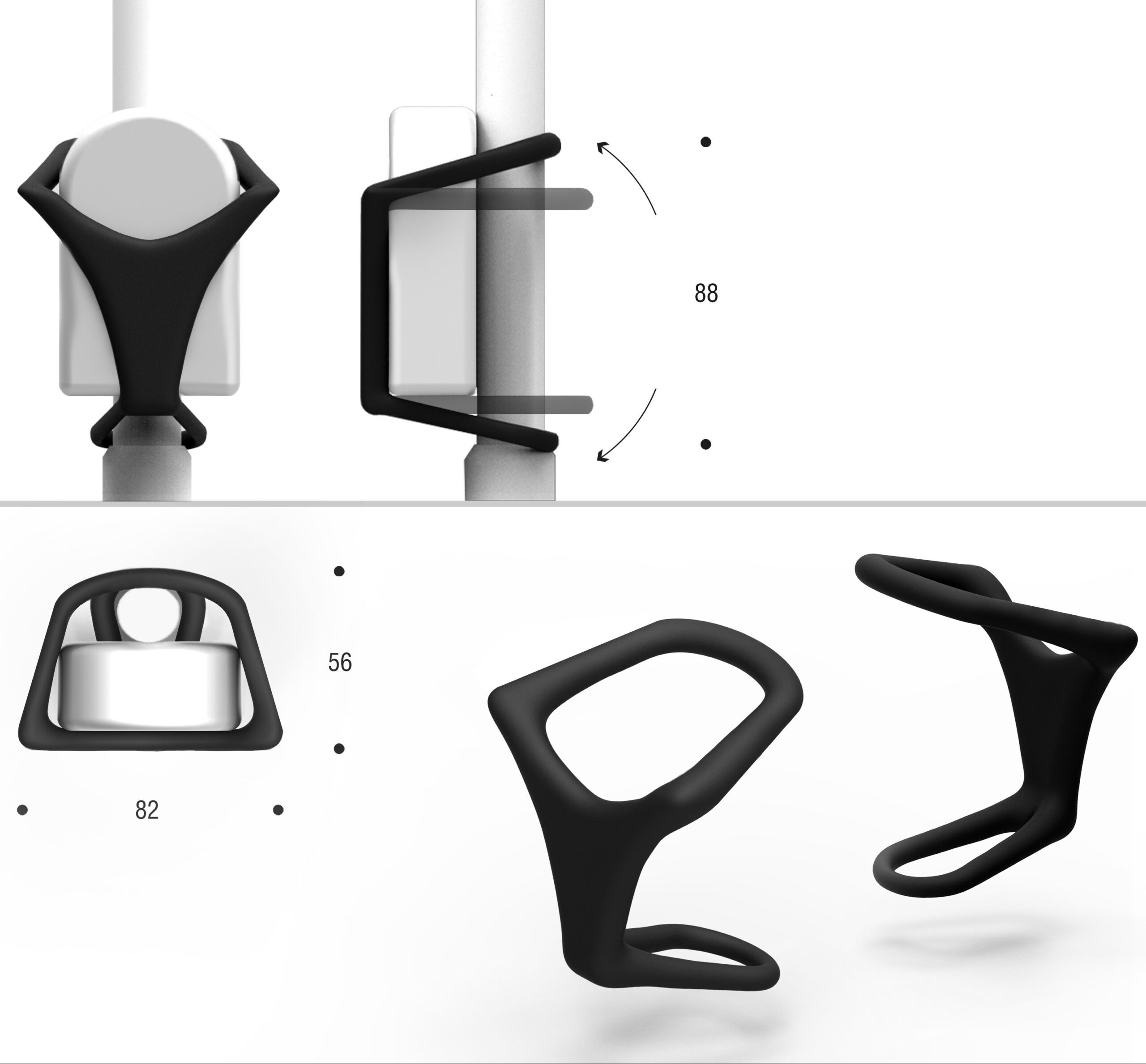 ORIENTOMA: A wearable orientation system for blind and visually impaired people