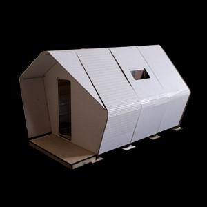 FLEX-HAB: Flexible structures for future habitat solutions