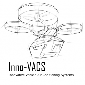 Inno-VACS: Cabin air conditioning system for innovative vehicle