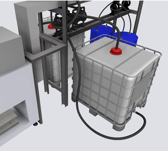 MODULA: Web Configurator for Automatic dispensing system