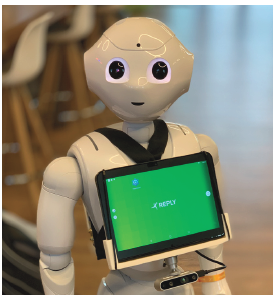 SEI AI – How AI-Driven humanoid robots can create new business opportunities enhacing the gym experience